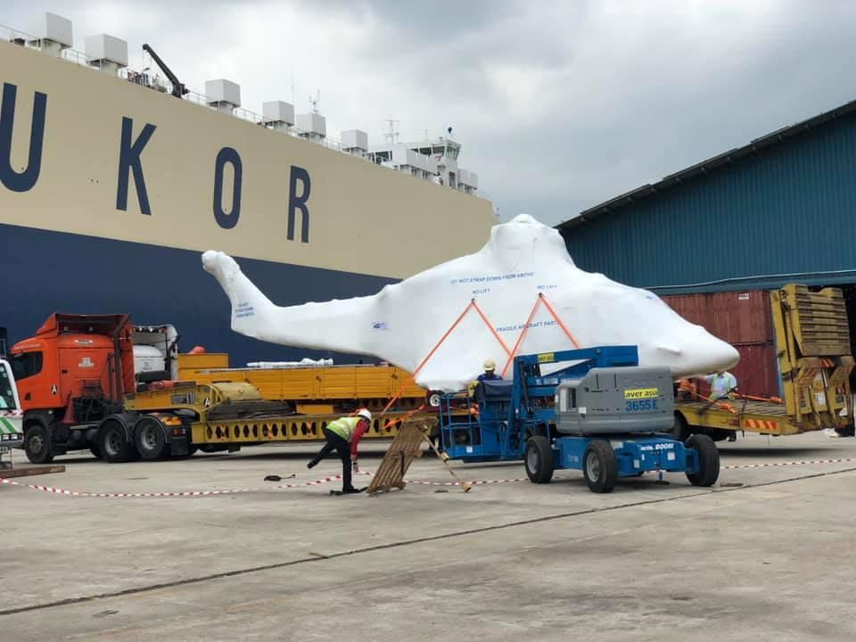 RORO Shipping