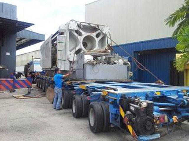 Cross Border Trucking & Shipping